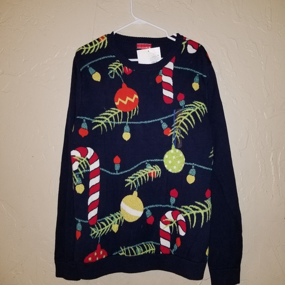 Target Sweaters Mens Ugly Sweater Poshmark
